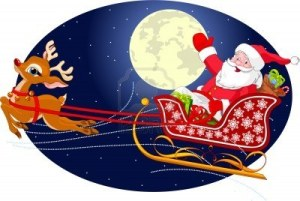 santa-claus-flying-his-sleigh
