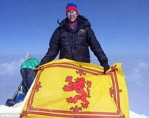 Scots mountaineer
