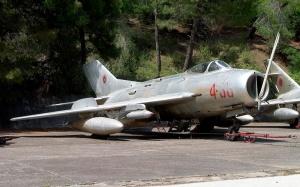 Shenyang F-6 serial 3-83