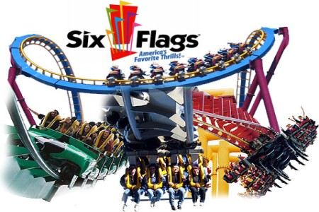 Six Flags Resorts and Theme Parks