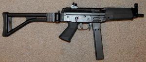 Taurus MP40