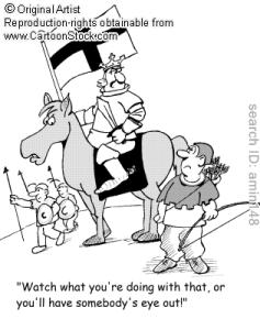William the Conqueror cartoon