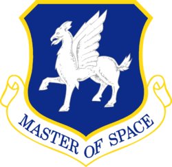 50th Space Wing insignia