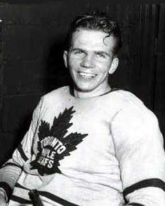 Bill Barilko Toronto Maple Leafs