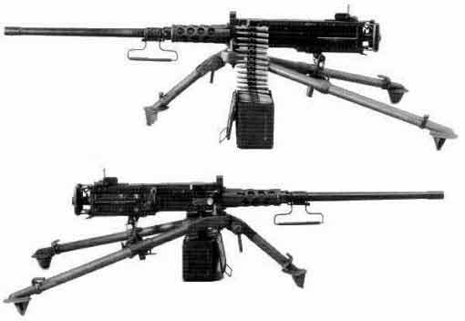 Browning 50 caliber M2 M2HB