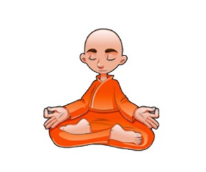 Cartoon-Yogi-Meditating