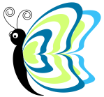 cartoon_butterfly