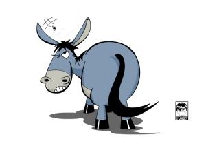 Cartoon_Donkey_by_Airdin