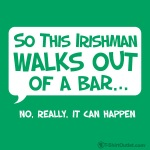 irishman bar