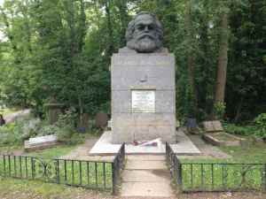 Marx tomb