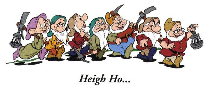 The Seven Dwarfs