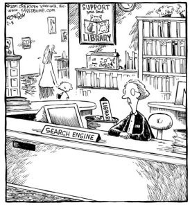 library6 cartoon
