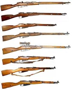Mosin_Nagant_series_of_rifles