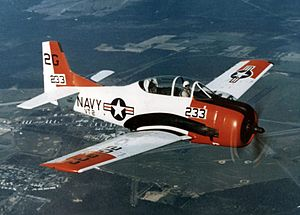 T-28B_VT-2_over_NAS_Whiting_Field_c1973