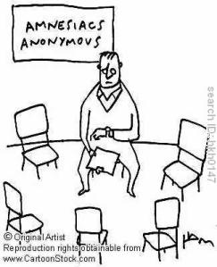 amnesiacs anonymous meeting