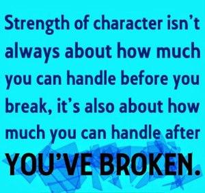 Broken Handle