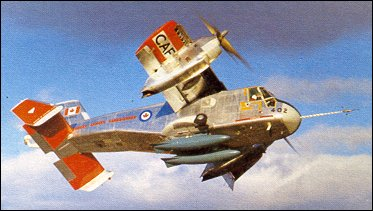 """Canadair CL-84 """"Dynavert"""""""