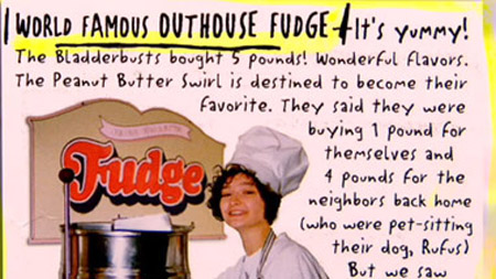classified ad outhousefudge