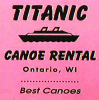 classad_Titaniccanoerental