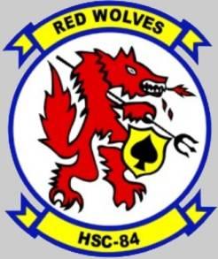 Helicopter Sea Combat Squadron 84 insignia