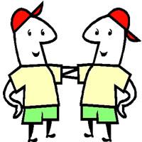 Juan and Ahmal