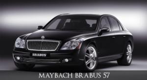Maybach Brabus-57