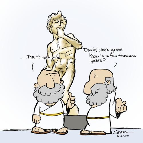 Michaelangelo David