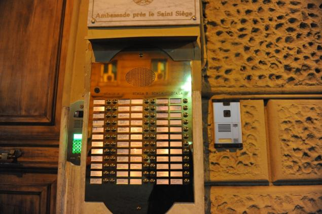 palazzo at 2 Via Carducci