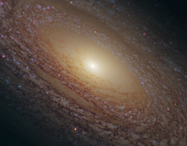 spiral galaxy hubble