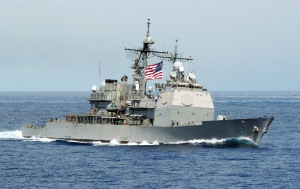USS Lake Champlain (CG57)
