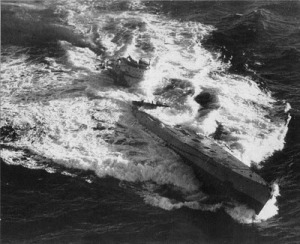 WWII-german-u-boat