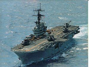 USS Tripoli LPH10
