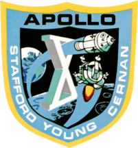 Apollo-10 logo