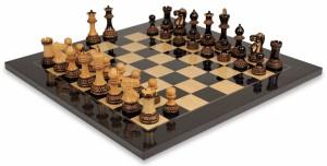 chessboard setup