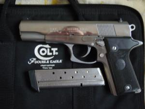 Colt 10mm Double Eagle