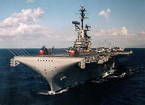 CVS-10 USS Yorktown