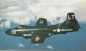 F-10B Skyknight (F3D-2)