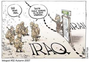 Iran David_Pope_Iraq_cartoon_Inkspot