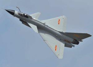Jianjiji-10 Fighter Aircraft