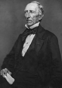 John Tyler 10th President of the United States of America