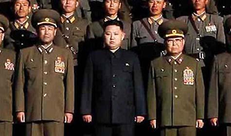 Kim Jong Un, Ri Yong Ho, Kim Yong Chun