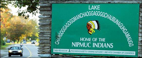 Lake Chargoggagoggmanchauggagoggchaubunagungamauugg