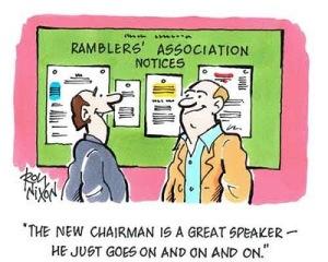 ramblers cartoon