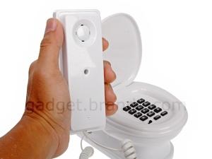 toilet phone