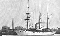 USS Annapolis 1896