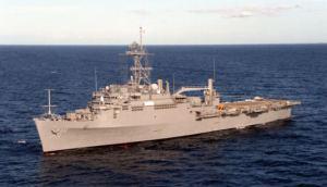 USS JUNEAU LPD-10 P