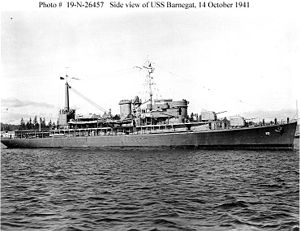 USS Barnegat (AVP-10)