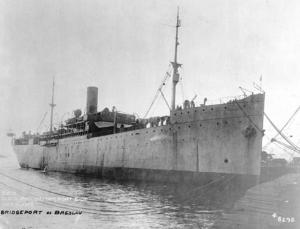 USS Bridgeport (AD-10)