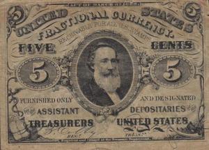 5 Cent Bill