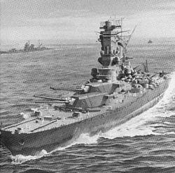 A-150 Battleship Super Yamato Class